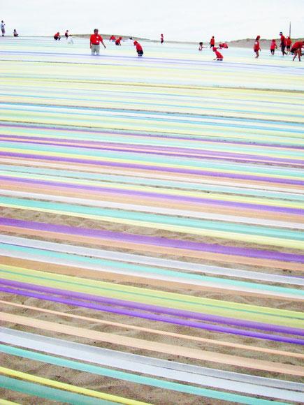 砂丘アート計画 2012