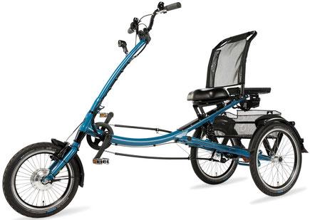 Dreirad für Erwachsene Pfau Tec Scootertrike