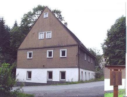 Bild: Neunzehnhain Wünschendorf Wünschendorf Hammermühle Neunzehnhain