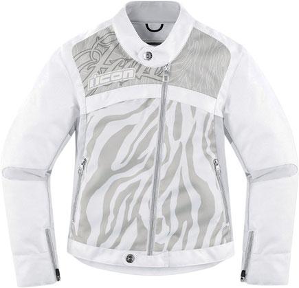Icon Womens Hella 2 Textile Jacket