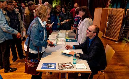Christian Hesse beim VS-Forum des Süd-Kurier