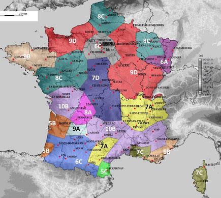 DAB+ France: premier multiplex métropolitain M1