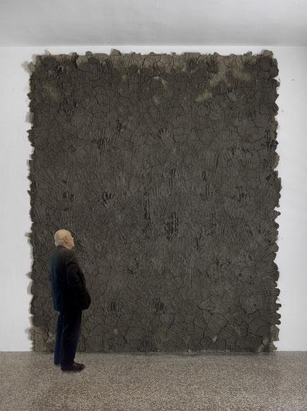 "GIANNI PETTENA ""Human Wall"""