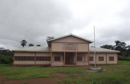 Bibey, la Sous préfecture