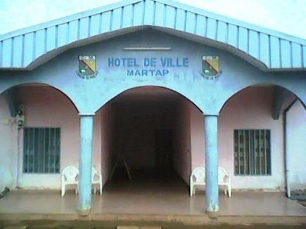 Martap Hotel de ville (photo de  2015)