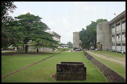 Lycée Polyvalent de Bonabéri, inauguré en 1972