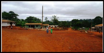 Mboma, Haut Nyong : Une vue de la localité