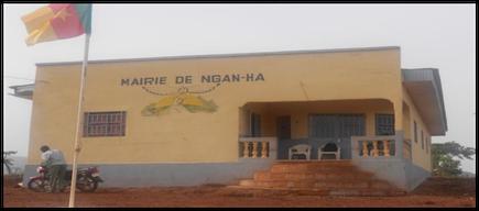 Mairie de NGAN-HA