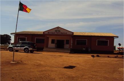 Hotel de ville de Nyambaka