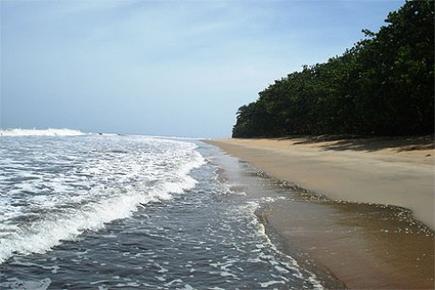Mouanko, la plage de Yoyo