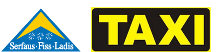 Logo Taxi und Serfaus Fiss Ladis