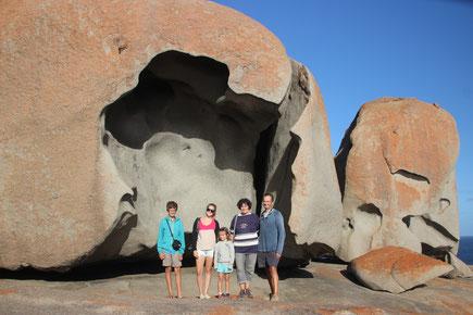 Remarkables Rocks Kangaroo Island
