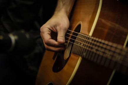 ギターのモデル
