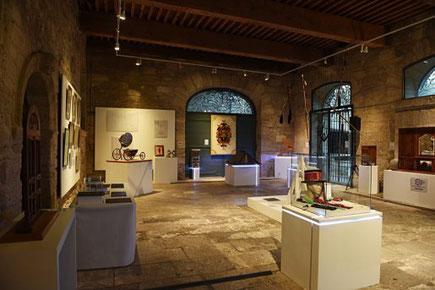 Bijoux Zam-création à la Maison des Métiers d'Art de Pézenas