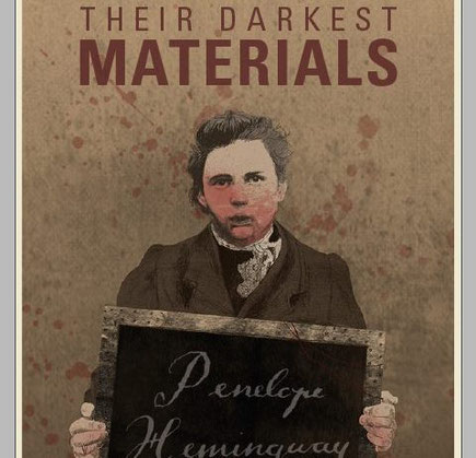 Book cover featuring the mug shot of a young Edwardian woman.