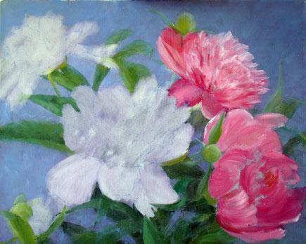 3. Прорисовка цветов