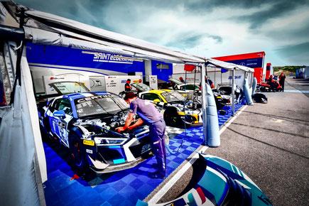 Bild: GT4 European Series