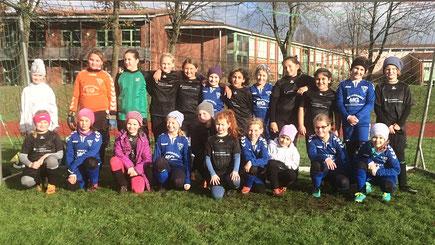 E2-Juniorinnen SG Oldesloe/Reinfeld - SV Steinhorst/Labenz