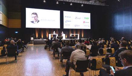 DBT 2021 - Eröffnungsplenum