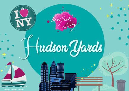 → zum ausführlichen Artikel Hudson Yards, The Vessel, The Edge & High Line Park