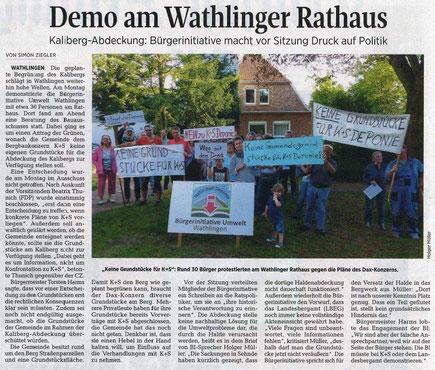 Quelle: Cellesche Zeitung, 16.08.2017