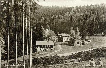 Partie am Kalkofen Quelle: Bildarchiv Gemeinde Burkhardtsdorf