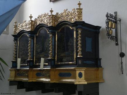 Schrein der Drei Elenden Heiligen