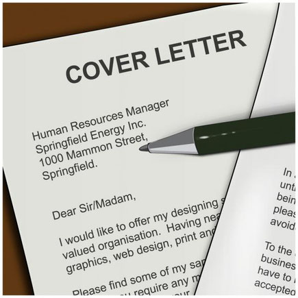 Path to Employment: The Cover Letter - Church Job Fairs, Working for ...