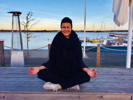 Angespannt? Probier's mal mit Yoga.