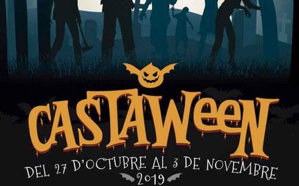 Fiestas en Gavà Castaween