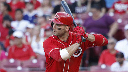 Nella foto Joey Votto - Cincinnati Reds (Getty Images)