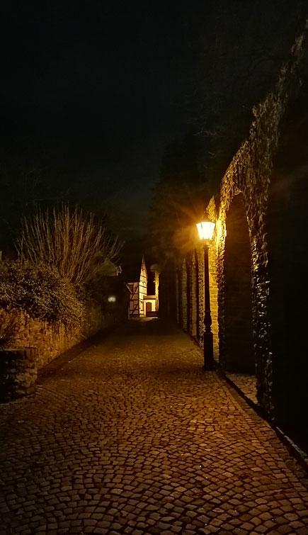 Stadtführung, Bad Münstereifel, Münstereifel bei Nacht, Gästeführung, Erlebnisführung, historische Altstadt Bad Münstereifel, Torwächter, Nachtwächter, Abendführung, Nachtführung, Nachtwanderung