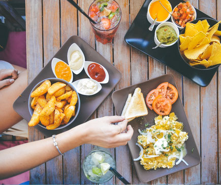Intuitiv essen lernen ist wichtiger als gesunde Ernährung