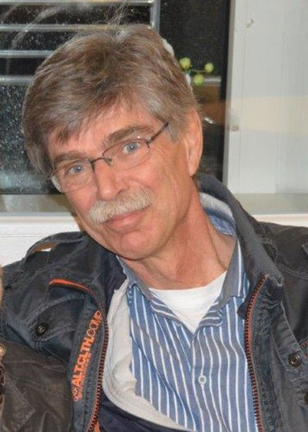 Der Autor Erwin Schröder
