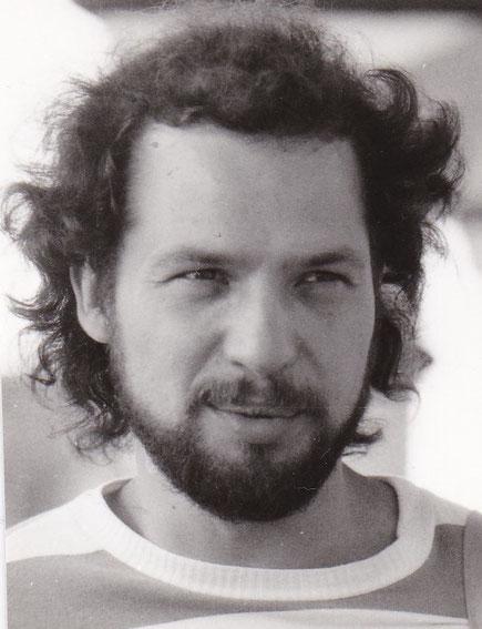Peter Comin damals
