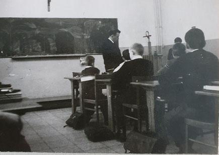 Hannes als Lateinlehrer in den 60er Jahren - Foto Rainer Genius