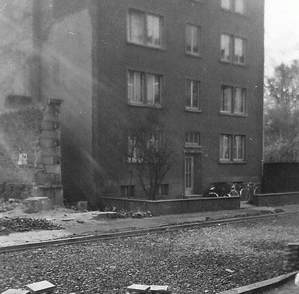 1958: Südstraße 100 - Foto Claus-Peter Kuehn