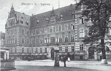 Das Gebäude der Regierung wurde während des Krieges beschädigt, aber nicht zerstört.