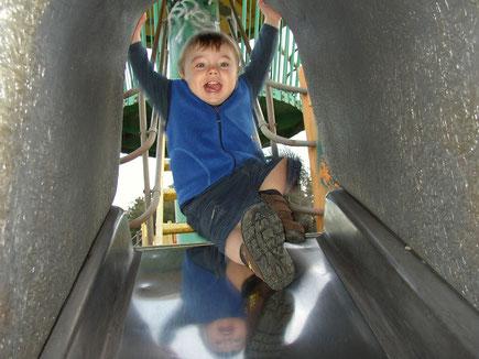 Kinderbetreuung Glückspilz Bad Liebenzell Körperwahrnehmung fördert die Sicherheit der Kinder