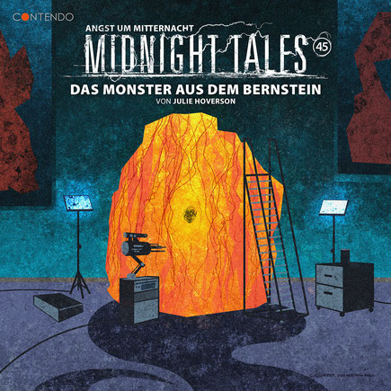 CD-Cover Midnight Tales - Folge 45