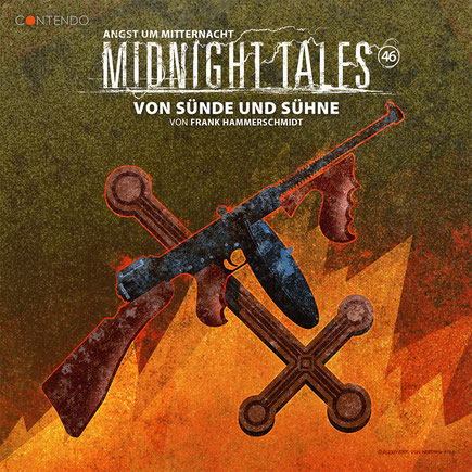 CD-Cover Midnight Tales - Folge 46
