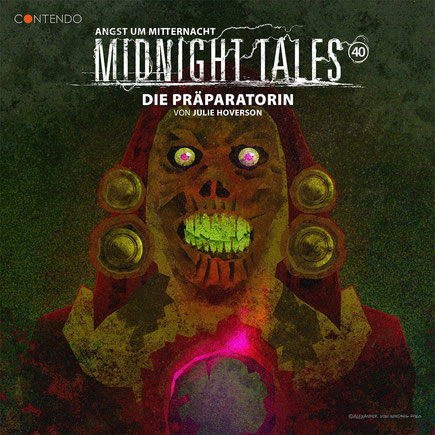 CD-Cover Midnight Tales - Folge 40