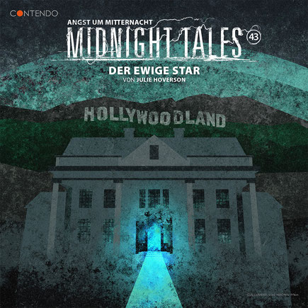 CD-Cover Midnight Tales - Folge 43