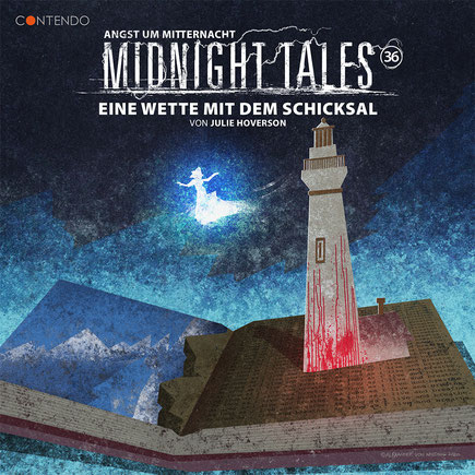 CD-Cover Midnight Tales - Folge 36