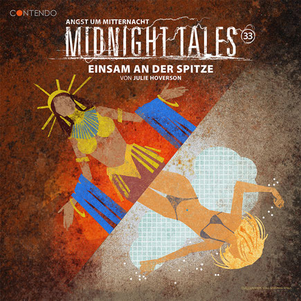 CD-Cover Midnight Tales - Folge 33