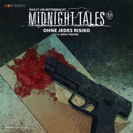 CD-Cover Midnight Tales - Folge 37