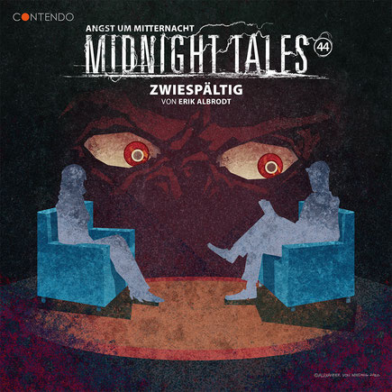 CD-Cover Midnight Tales - Folge 44