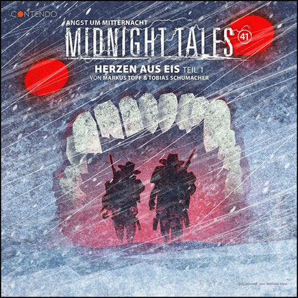 CD-Cover Midnight Tales - Folge 41