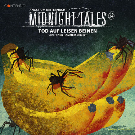 CD-Cover Midnight Tales - Folge 34