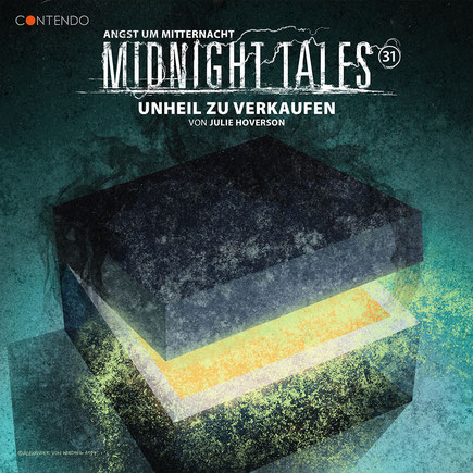 CD-Cover Midnight Tales - Folge 31